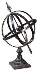 Uttermost Diez Metal Globe