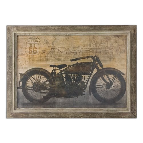 Uttermost Ride Framed Art