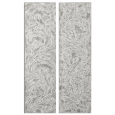 Uttermost Frost On The Window Wall Art, S/2