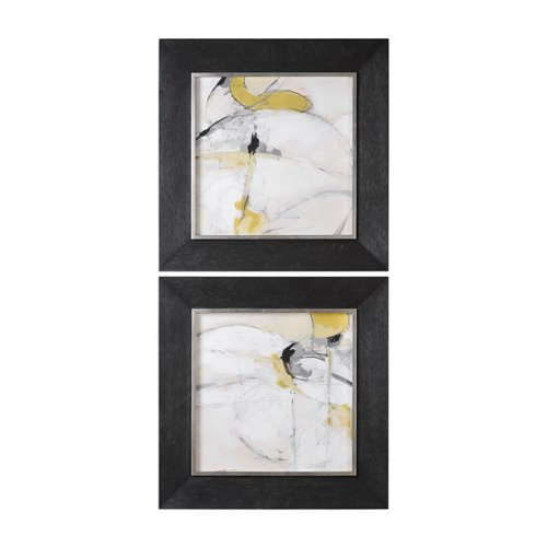Uttermost Trajectory Modern Abstract Art S/2