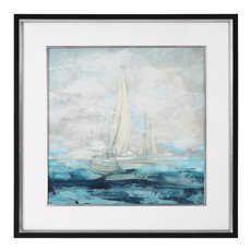 Uttermost Into The Distance Sailing Print