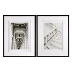 Uttermost Moments Architectural Prints Set Of 2