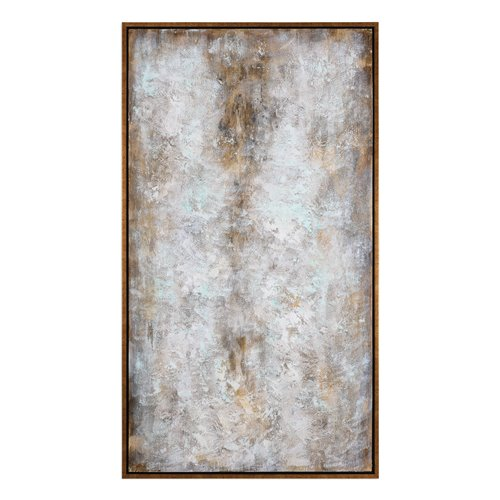 Uttermost Blizzard Abstract Art