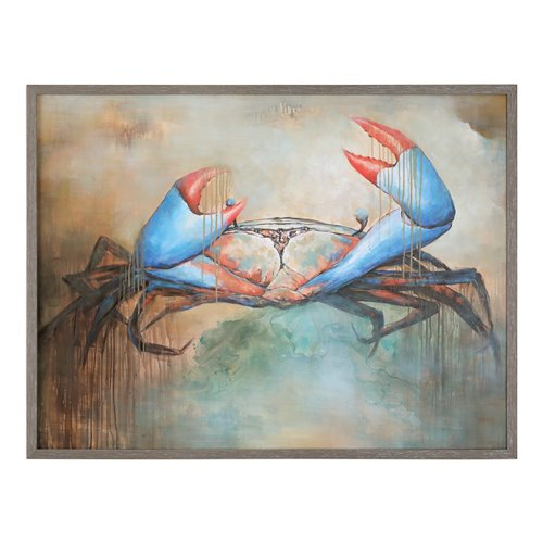 Uttermost Sam The Crab Art