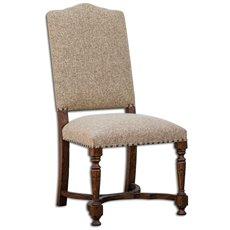 Uttermost Pierson Textured Linen Accent Chair