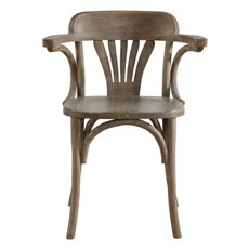 Uttermost Huck Natural Accent Chair