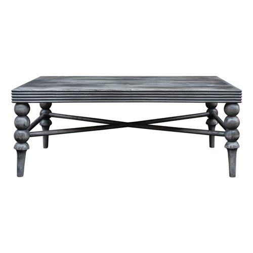 Uttermost Kunja Gray Coffee Table