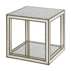 Uttermost Julie Mirrored Accent Table