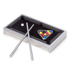 Desk Top Aluminum Pool Table