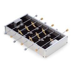 Desk Top Aluminum Foosball Game Set