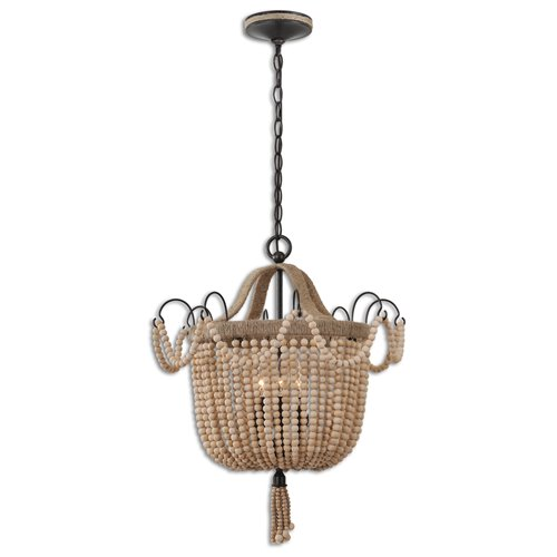 Uttermost Civenna 3 Light Pendant