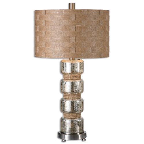 Uttermost Cerreto Mercury Glass Table Lamp
