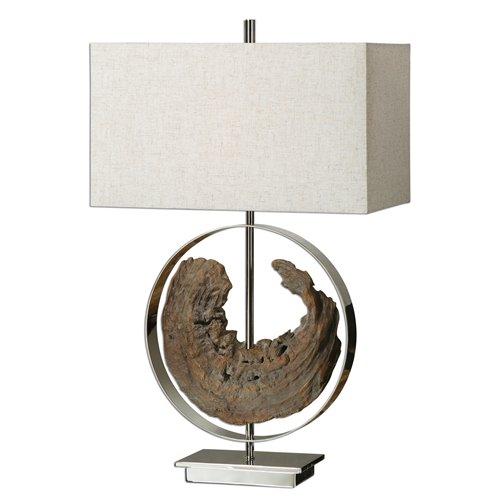 Uttermost Ambler Driftwood Lamp