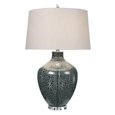 Uttermost Zumpano Crackled Gray Table Lamp