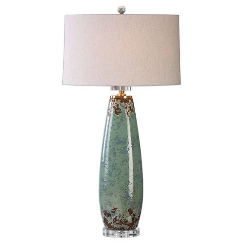 Uttermost Rovasenda Mint Green Table Lamp