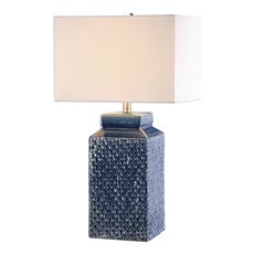 Uttermost Pero Sapphire Blue Lamp