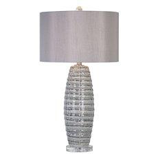 Uttermost Brescia Gray Ceramic Lamp