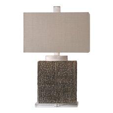 Uttermost Demetrio Textured Table Lamp