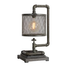 Uttermost Bristow Industrial Pipe Lamp