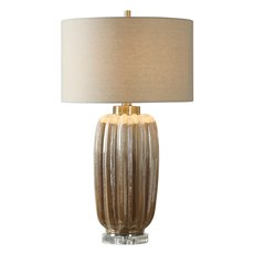 Uttermost Gistova Gold Table Lamp