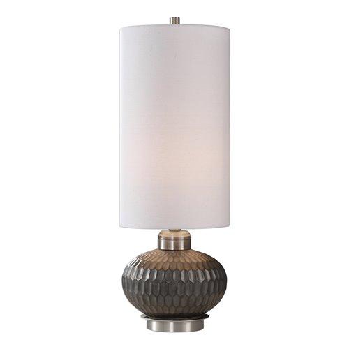 Uttermost Bresca Rust Black Lamp
