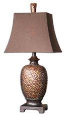 Uttermost Amarion Bronze Table Lamp