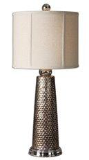 Uttermost Nenana Golden Bronze Buffet Lamp
