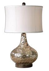 Uttermost Vizzini Glass Table Lamp