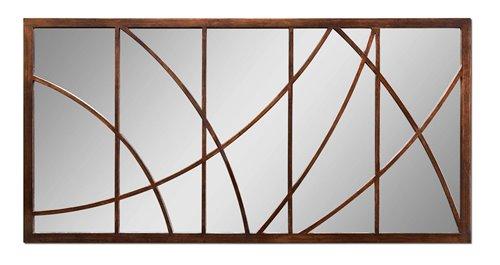 Uttermost Loudon Large Bronze Mirror