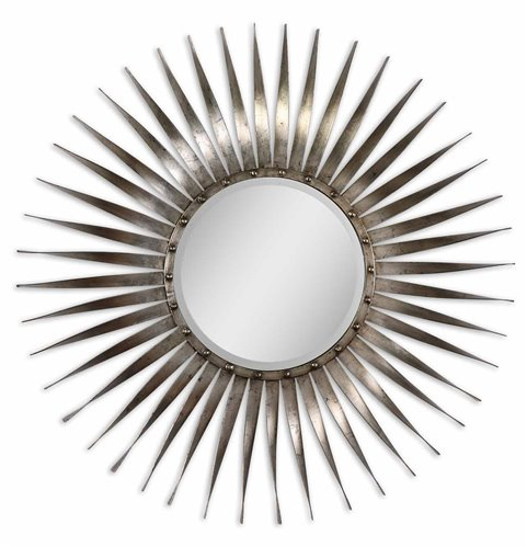 Uttermost Sedona Silver Ray Mirror