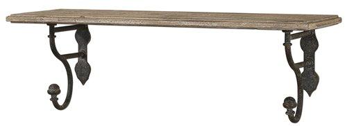 Uttermost Gualdo Aged Wood Shelf