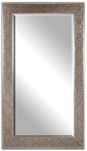 Uttermost Villata Antique Silver Mirror