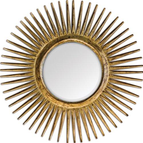 Uttermost Destello Gold Starburst Mirror