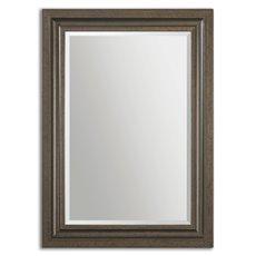 Uttermost Adalwin Dark Bronze Mirror