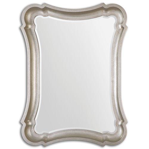 Uttermost Anatolius Silver Leaf Mirror