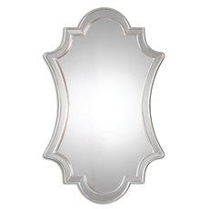 Uttermost Elara Antiqued Silver Wall Mirror