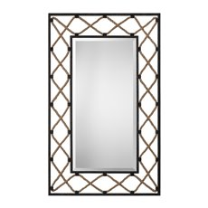 Uttermost Darya Nautical Rope Mirror