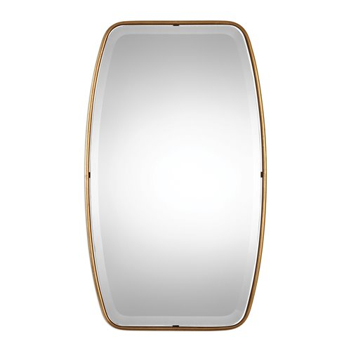 Uttermost Canillo Antiqued Gold Mirror