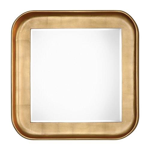 Uttermost Haemon Metallic Gold Mirror