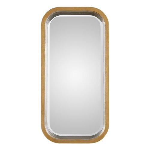 Uttermost Senio Metallic Gold Wall Mirror