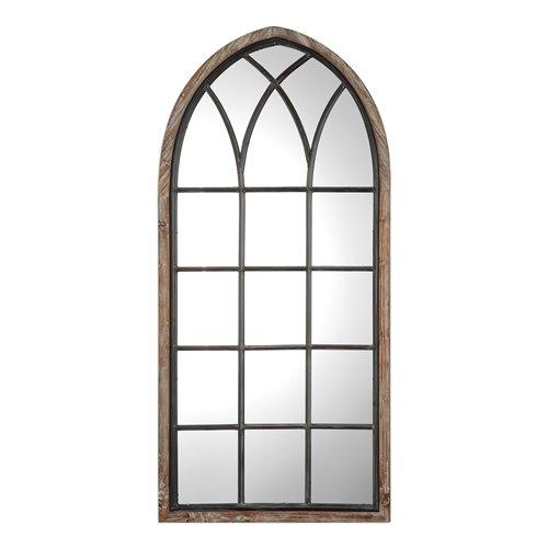 Uttermost Montone Arched Mirror