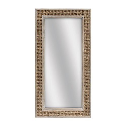 Uttermost Cameron Woven Frame Mirror