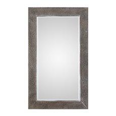 Uttermost Tigon Gray Wash Mirror