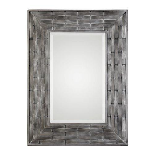 Uttermost Pantano Industrial Weave Mirror