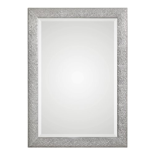 Uttermost Mossley Metallic Silver Mirror