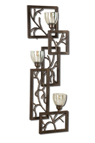 Uttermost Iron Branches Wall Sconce