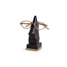 Resin Cast The Nose Eye Glass Holder Sculpture