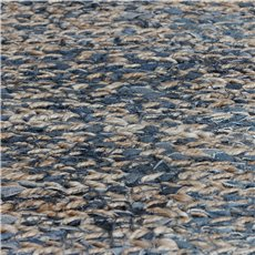 Uttermost Euston Natural-Blue 5 X 8 Rug