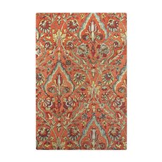 Uttermost Keziah Burnt Red 5 X 8 Rug