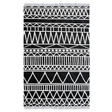 Uttermost Canton Charcoal 8 X 10 Rug